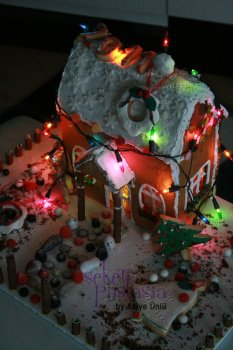 Kurabiye Ev, Gingerbread House 2
