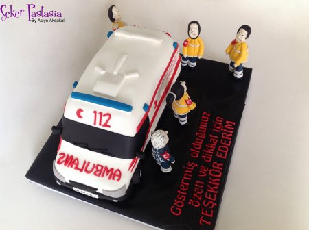 112 Acil Ambulans Pasta