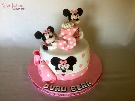 Duru Bera Minnie Mouse Pasta